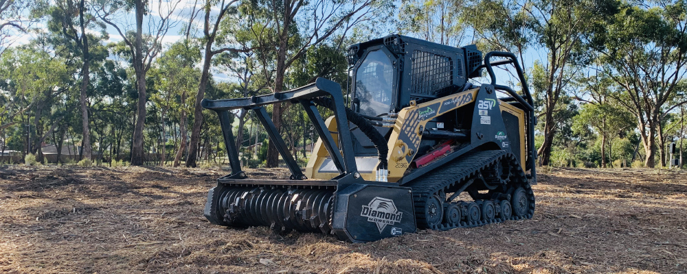 forestry mulching services Melbourne